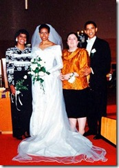 Barack Obama wedding1